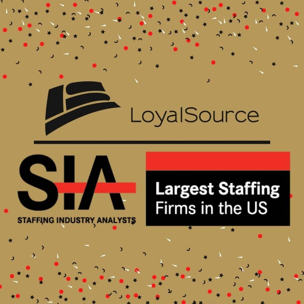 Loyal Source Recognized on SIA's Fastest Growing US Staffing Firms